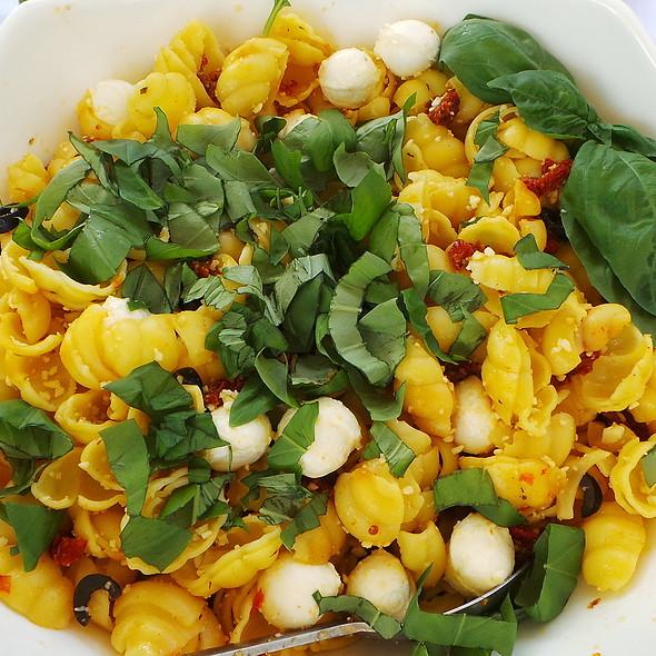 Noodle Salad @ Erika & Tim