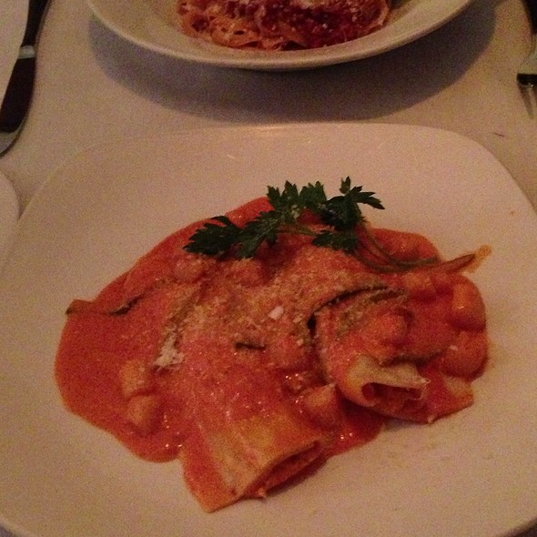 Lobster Cantiloni - Cantina Italiana, Boston, MA