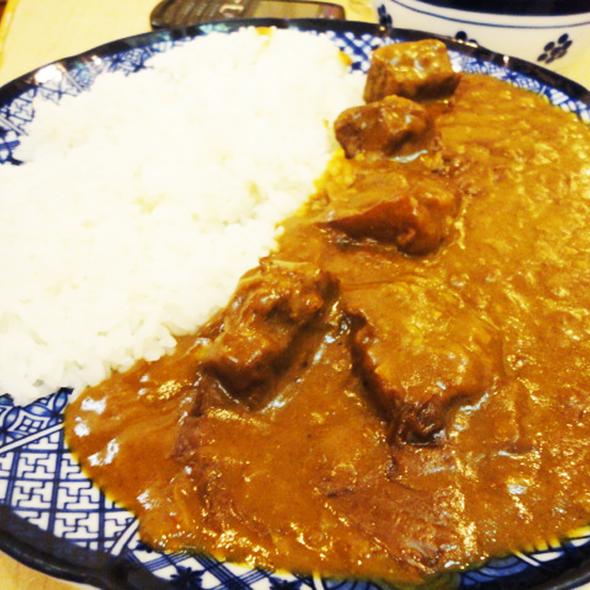 Curry Beef @ Izakaya Kikufuji