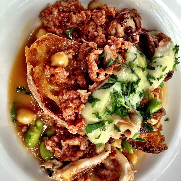 Grilled Octopus - Prepkitchen - Del Mar, Del Mar, CA