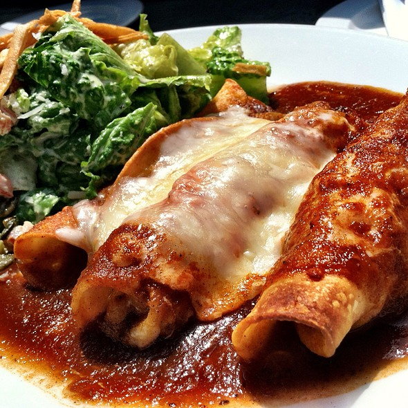 Dungeness Grab Enchiladas - The Lobster, Santa Monica, CA