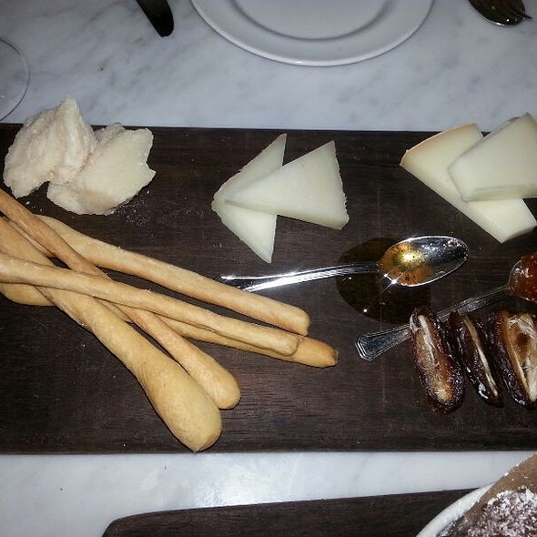 Italian Cheese Plate
