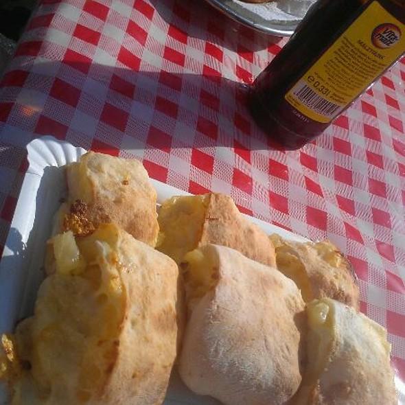 Pizza Brot @ La Silana
