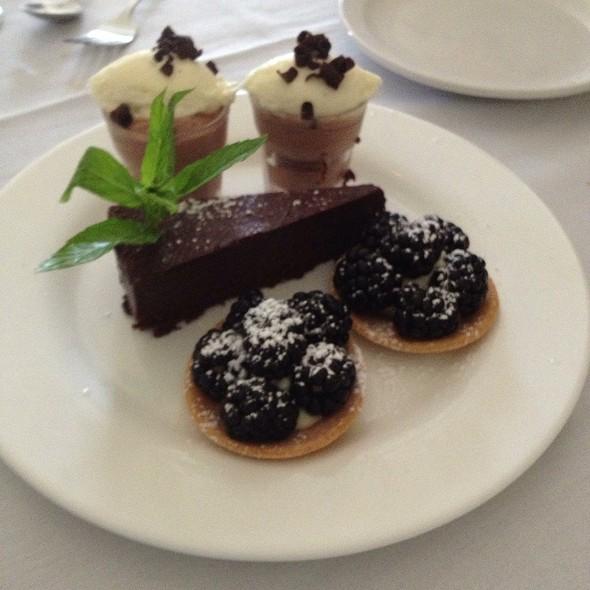 Panache de Dessert