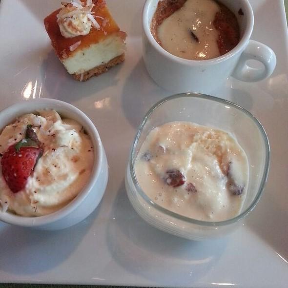 Buffet Desserts @ Chaud Creole