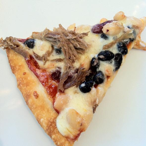 Pulled Pork Pizza - Frank & Alberts, Phoenix, AZ