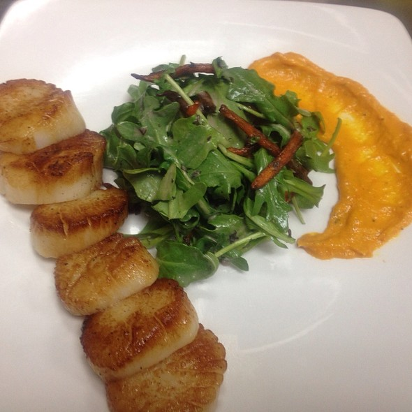Scallops - Flight Restaurant & Wine Bar, Glenview, IL