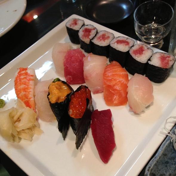 Hajime Special @ Hajime Japanese Restaurant