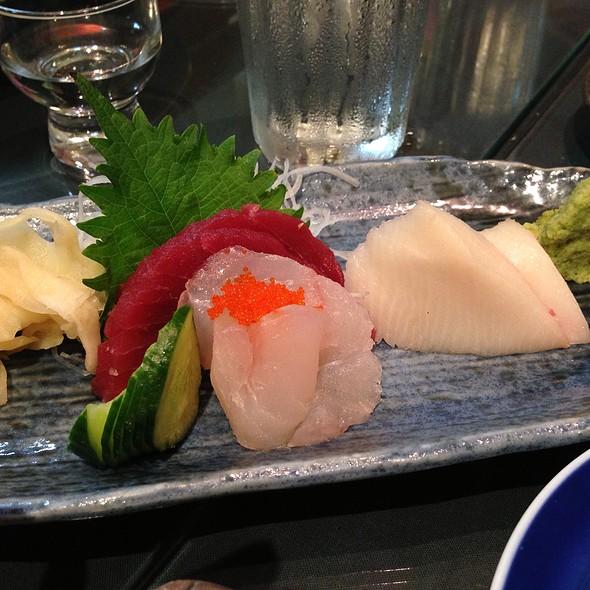 Sashimi @ Hajime Japanese Restaurant