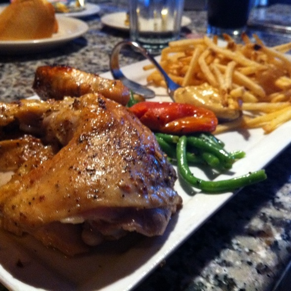 Rotisserie Chicken - La Baguette Bistro, Oklahoma City, OK