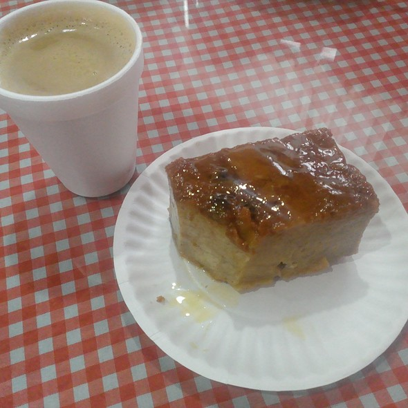 Bread Pudding @ Sweet Ann Cakes