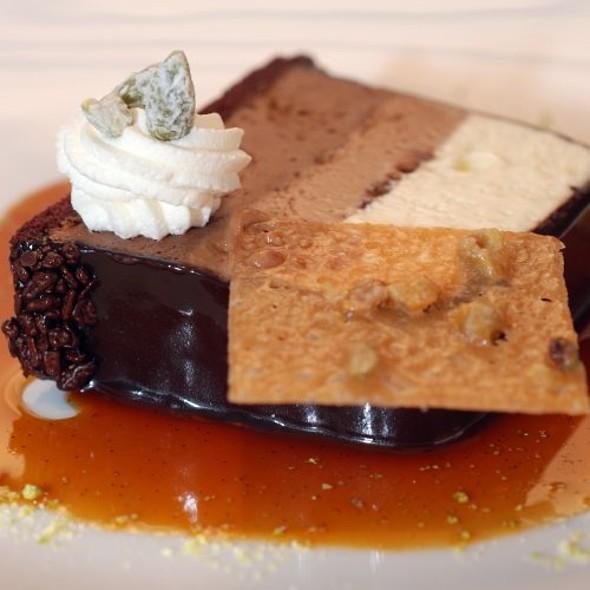 Chocolate Dessert - Brabo - Lorien Hotel & Spa, Alexandria, VA