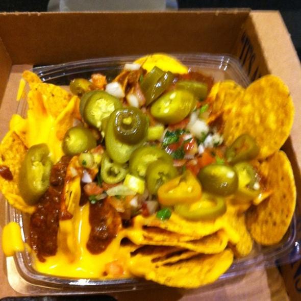 Ultimate Nachos @ Cowboys Stadium