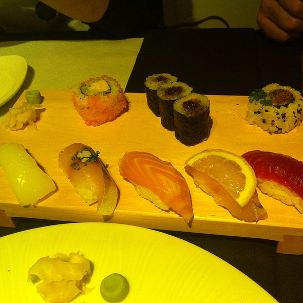 Sushi Mix @ Futami
