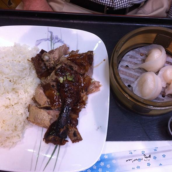 Duck @ Mitsuwa Marketplace