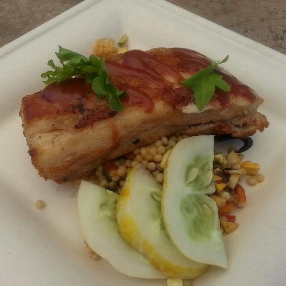 Sous-Vide Pork Belly @ Papa Dale's Drivin' Diner