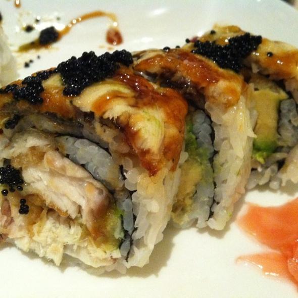 Black Pearl Roll @ Ginza Sushi