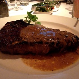 Bone In Sirloin With Shallot Butter - The Capital Grille - Plano