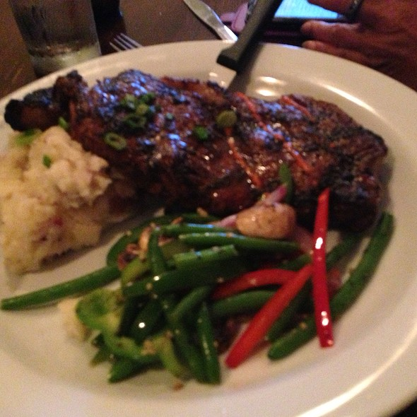 Ribeye - The Bistro at Topsail, Surf City, NC