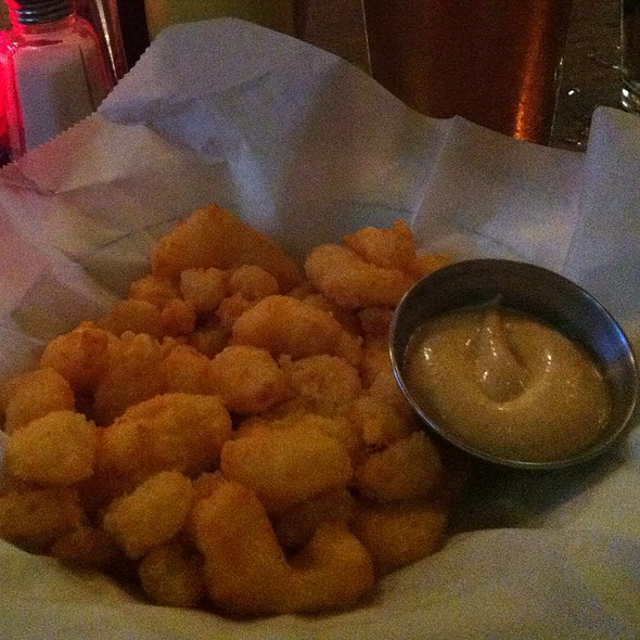 Beer Batteted Cheese Curds @ The Old Fashioned