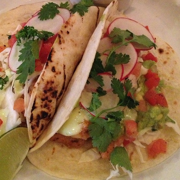 fish tacos - Merchant's Restaurant, Nashville, TN