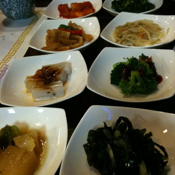 Banchan @ Do Re MI House