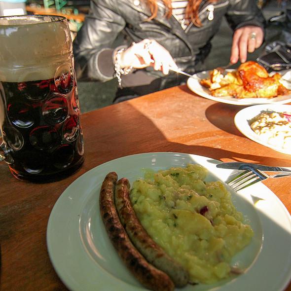 Sausages And Potato Salad