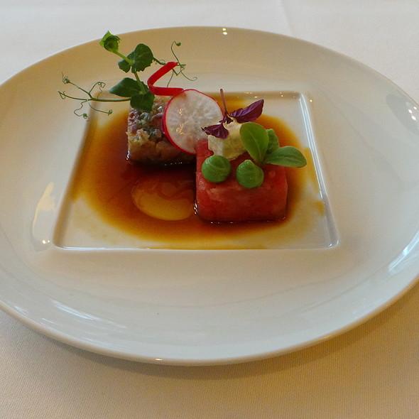 Tuna Tartare, Hamachi Tartare, Soja Sauce @ Nagaya
