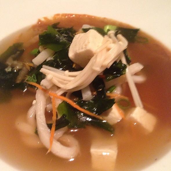 Mushroom Udon