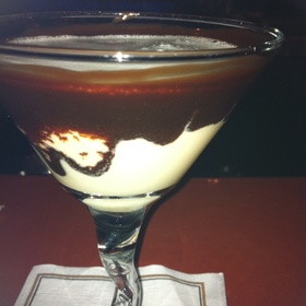 Chocolate Martini - Dewz, Modesto, CA