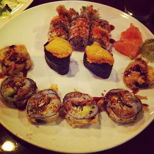 Uni and more! , , , , @ Kyoto Japanese Steak House