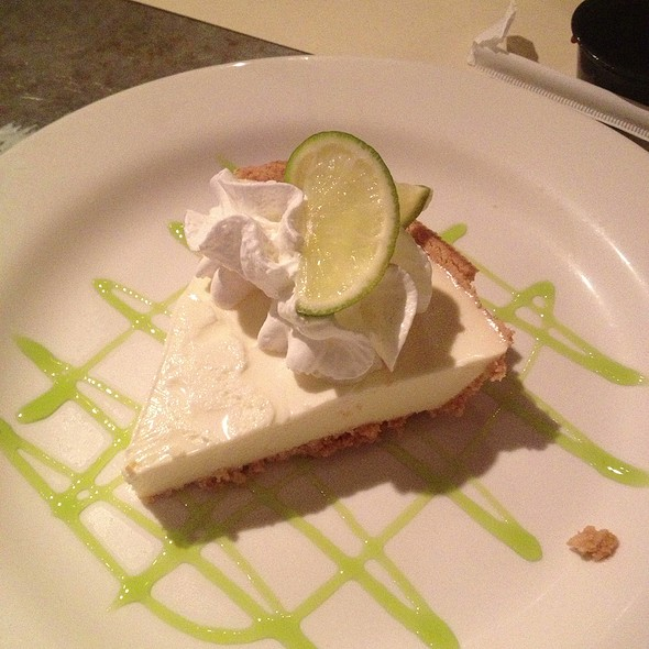 Key Lime Pie @ Randy's Fishmarket Restaurant