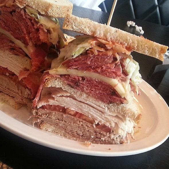 Rockafella's Most Famous Fabulous Sandwich. @ Rockafellas