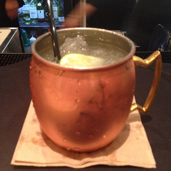Moscow Mule @ Bazille