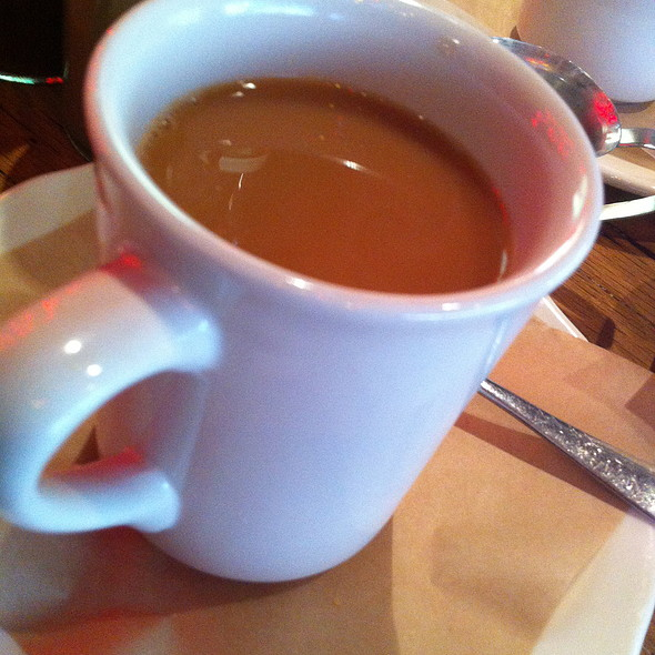 Coffee @ Port Fonda