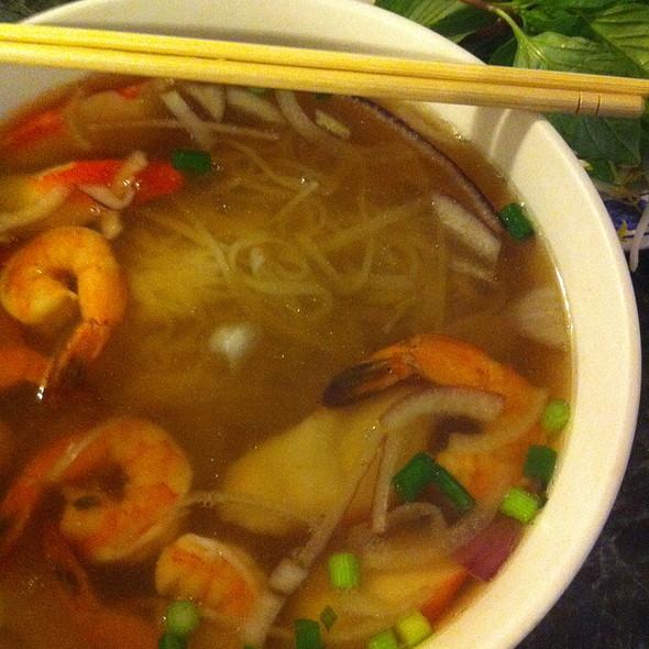 Pho @ Vietnam Cafe