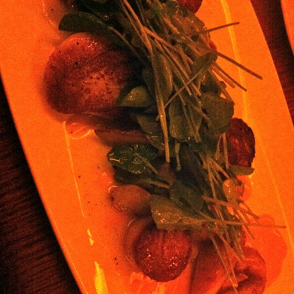 Scallops @ Ray's Boathouse Restaurant & Catering