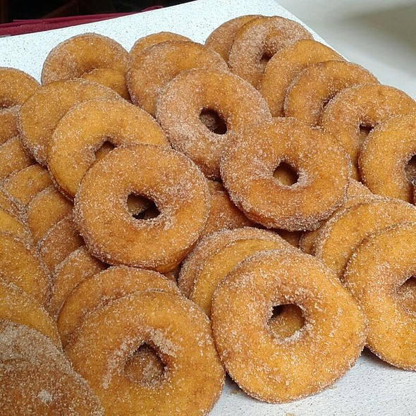 Doughnuts @ The Homestead