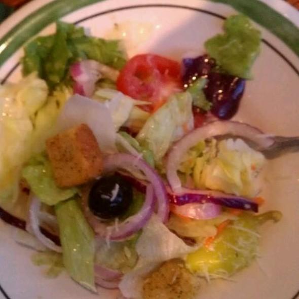Nice Salad At Olive Garden