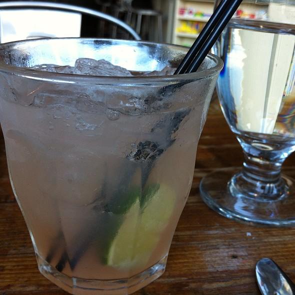 The Oddfellow Cocktail @ Oddfellows Cafe + Bar