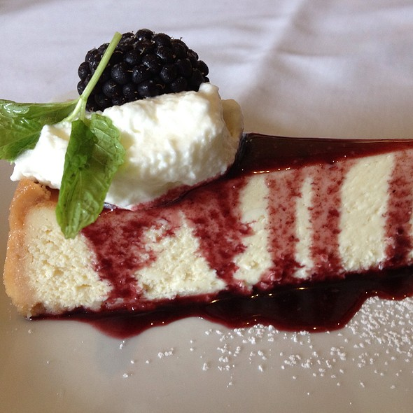 Cheesecake - Table 16, Greensboro, NC