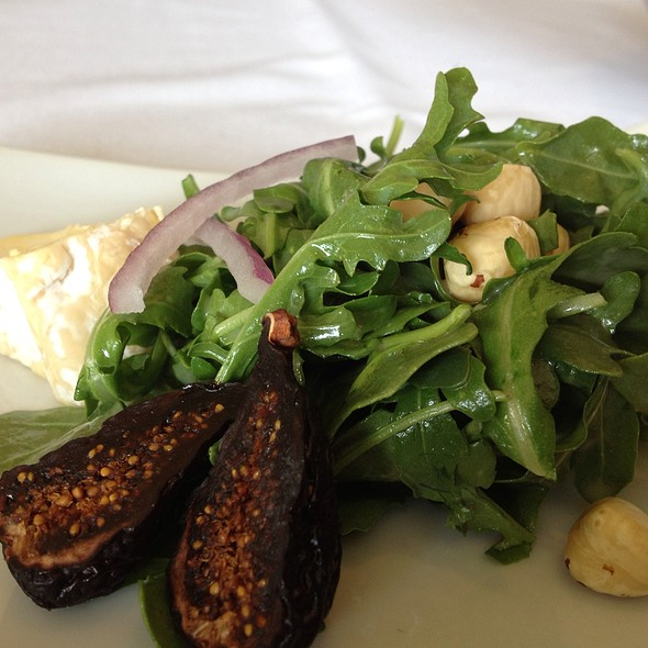 Arugula Salad With Dried Figs - Table 16, Greensboro, NC