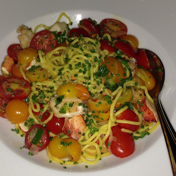 Lobster Spaghetti @ Bix