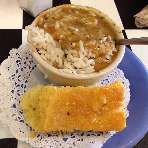 Kenny B French Quarter Cafe Menu