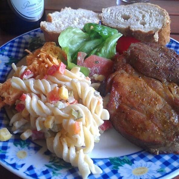 Grilled Steak Salad @ Niederzier
