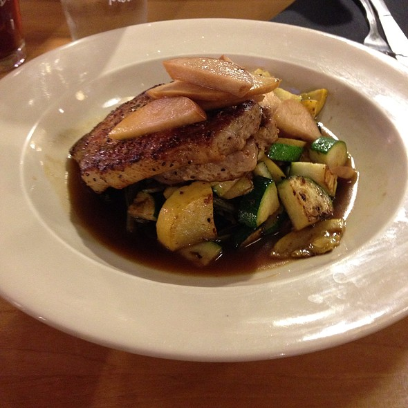 Pan Seared Pork Loin @ Whole Foods