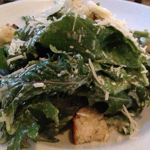 Kale Caesar - The Hamilton Inn, Jersey City, NJ
