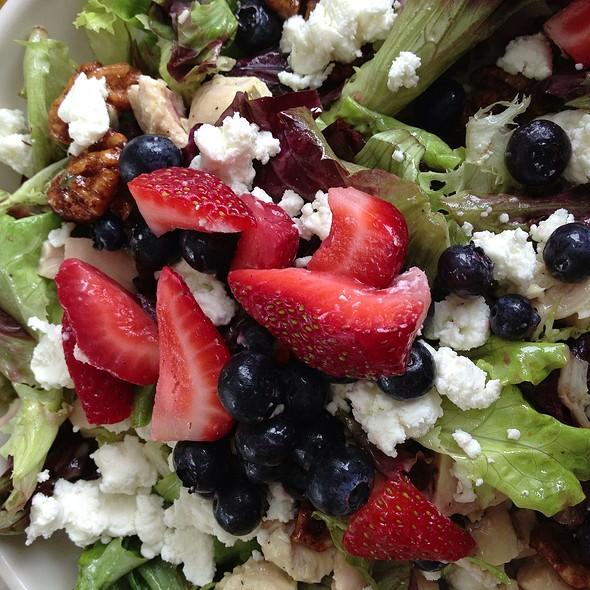 Summer Chicken Salad - Matts' Rotisserie & Oyster Lounge, Redmond, WA