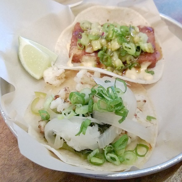 Tacos @ The Grand Electric