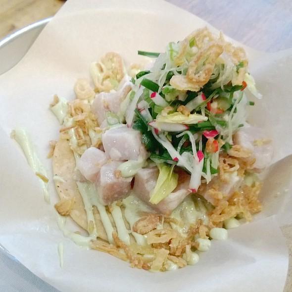 Tuna Ceviche @ The Grand Electric